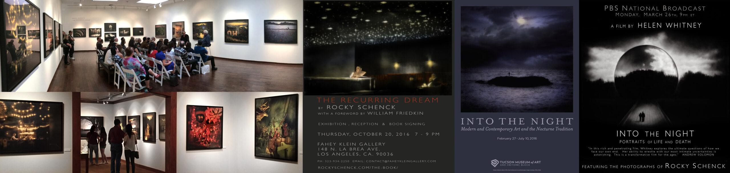 Rocky Schenck Art Galleries and Exhibitions