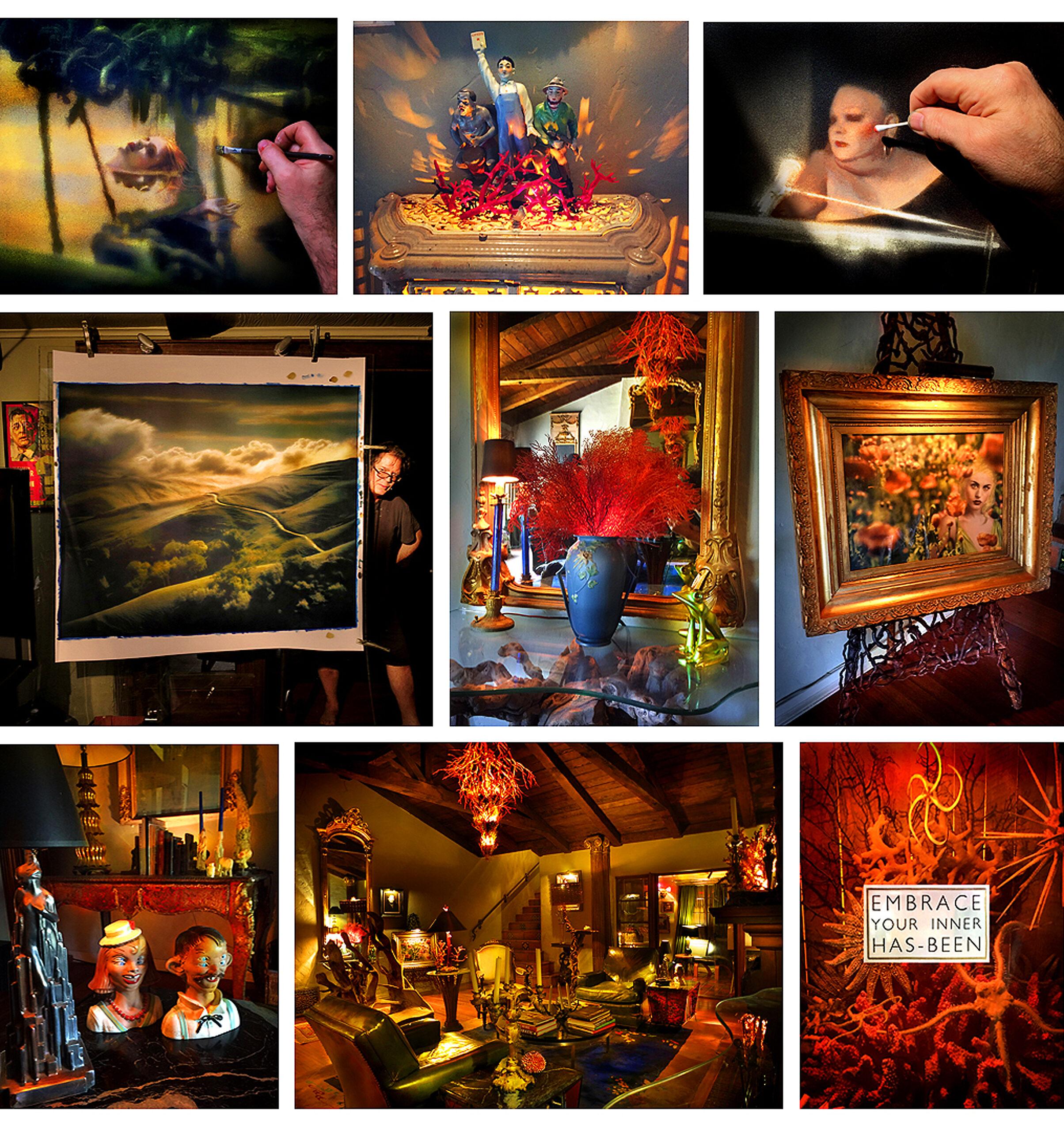 Rocky Schenck Studio
