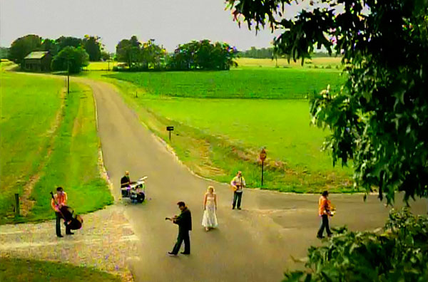 Alison Krauss and Union Station music video Goodbye Is All We Have directed by Rocky Schenck