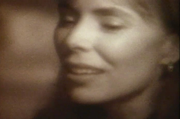 Joni Mitchell music video Come In From The Cold directed by Rocky Schenck