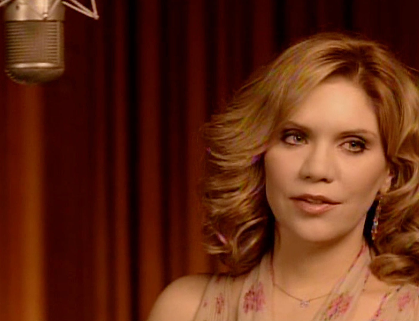 Alison Krauss directed by Rocky Schenck for Missing You music video with John Waite