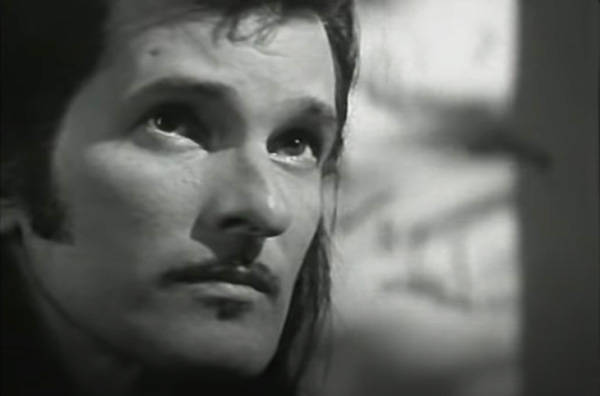 Willy DeVille music video I Call Your Name directed by Rocky Schenck