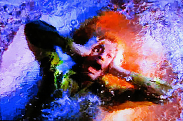 Meat Puppets music video Backwater directed by Rocky Schenck